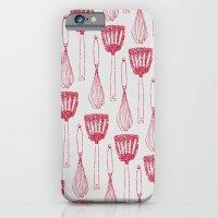 iPhone & iPod Case featuring kitchen utensils by Lauren Peckham