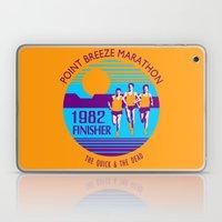 Point Breeze Marathon Laptop & iPad Skin
