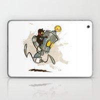 Ahhhh! Run Faster!  Laptop & iPad Skin