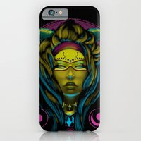 iPhone & iPod Case featuring Neon Voodoo by Artist RX