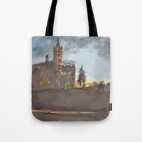 Crouse College, Syracuse… Tote Bag