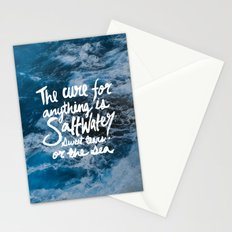 Saltwater Stationery Cards