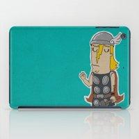 004_thor iPad Case