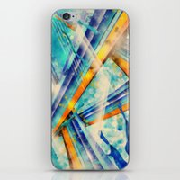 ABSTRACT - Vintage Version iPhone & iPod Skin