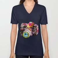 Picture This Unisex V-Neck