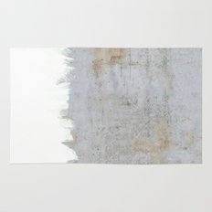Painting on Raw Concrete Rug