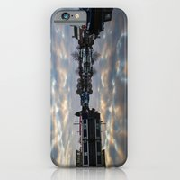 iPhone & iPod Case featuring Dawn at West Stockwith by John Dunbar