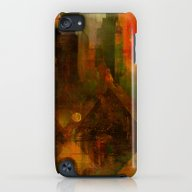 Pyramidal City iPod touch Slim Case
