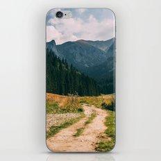 Sunny Mountain Valley iPhone & iPod Skin