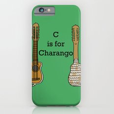C is for Charango iPhone 6s Slim Case