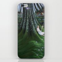 in the meadow iPhone & iPod Skin