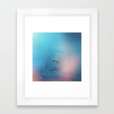 Intervention 47 Framed Art Print