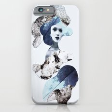 blue emotions iPhone 6s Slim Case