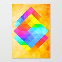 Rayon Canvas Print