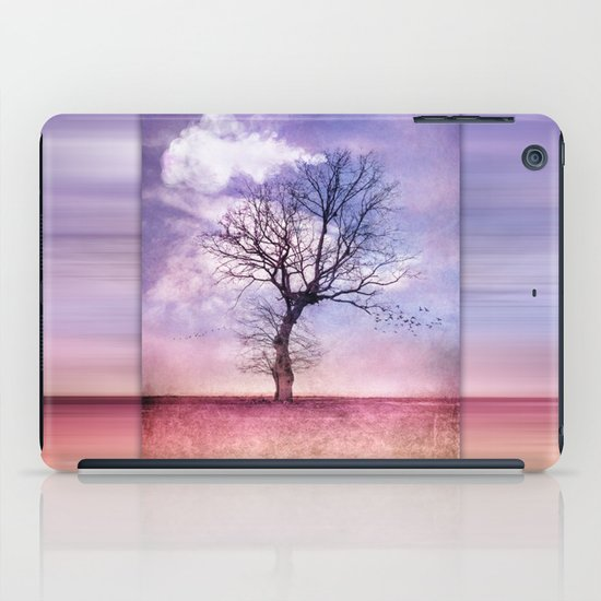 ATMOSPHERIC TREE | Early Spring iPad Case