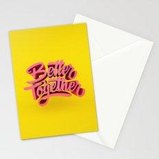 Better Together Stationery Cards