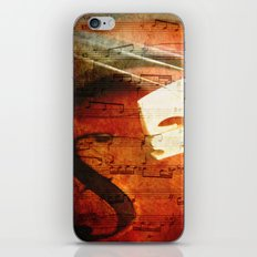 Suite Music iPhone & iPod Skin