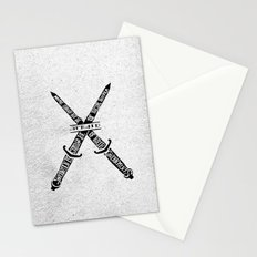 V for Vendetta Stationery Cards