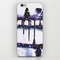 iPhone & iPod Skin featuring Snö by Emelie Sandahl