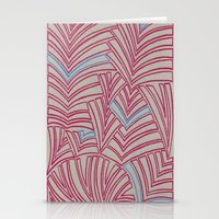 Tight Flock 3 Stationery Cards