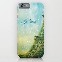Paris, I Love You iPhone 6 Slim Case