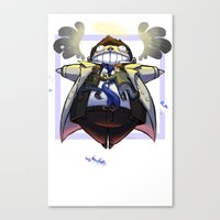 Team Free Will Canvas Print