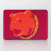 Bear prize iPad Case