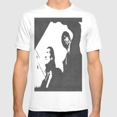 we should have shotguns Mens Fitted Tee White SMALL