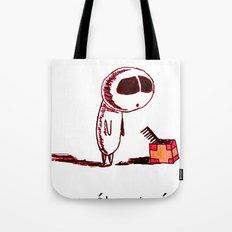 Cepillo Tote Bag
