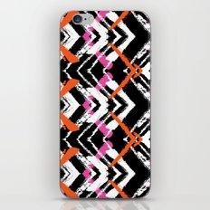 Painted geometry iPhone & iPod Skin
