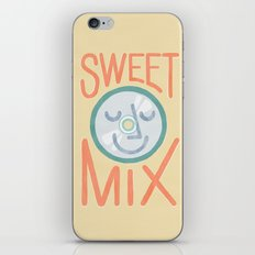 Sweet Mix iPhone & iPod Skin