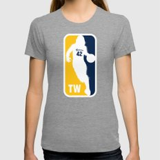 Beacon Town's MVP Womens Fitted Tee Tri-Grey SMALL