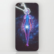 Starry Sky Emoji & Diamond Emoji iPhone & iPod Skin