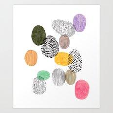 Bolls Art Print
