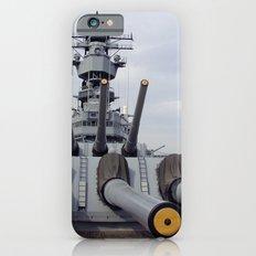 USS Iowa iPhone 6 Slim Case