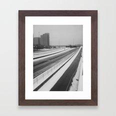 Brave One... Framed Art Print