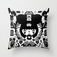 Nevaeh Throw Pillow