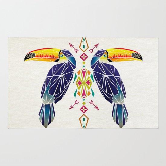 toucan Area & Throw Rug