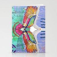 Flying Eagle Stationery Cards