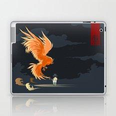 Holy Smoke ! Laptop & iPad Skin