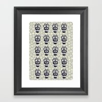 GSMSK Framed Art Print