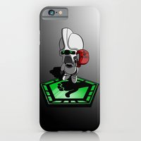iPhone & iPod Case featuring The Hitchhikers Guide to the Galactica by Jason van Zwieten