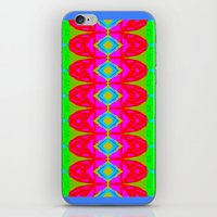 Summer Abstract Pattern I  iPhone & iPod Skin
