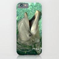 Smiling Dolphin iPhone 6 Slim Case