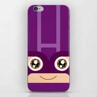 Adorable Hawkeye iPhone & iPod Skin