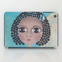 Real friend iPad Case