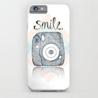 Just Smile iPhone 6 Slim Case