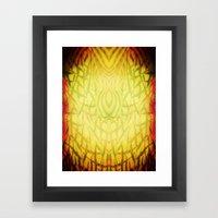 Challenge the Dragon Framed Art Print
