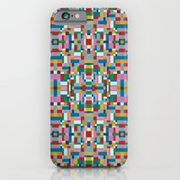 iPhone & iPod Case featuring Map Tex #3 by Project M