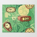 TIC TAC TIME Canvas Print